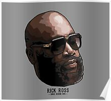 Rick Ross - Smile Design 2015 Poster