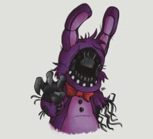 Dismantled Bonnie II by InkyBlackKnight