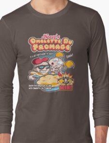 Omelette Du Fromage Long Sleeve T-Shirt