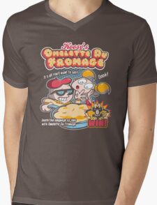 Omelette Du Fromage Mens V-Neck T-Shirt