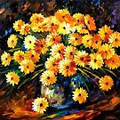 Melody Of Beauty — Buy Now Link - www.etsy.com/listing/216696331 by Leonid  Afremov