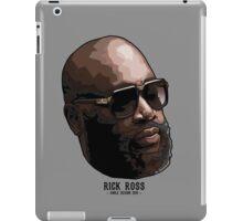 Rick Ross - Smile Design 2015 iPad Case/Skin