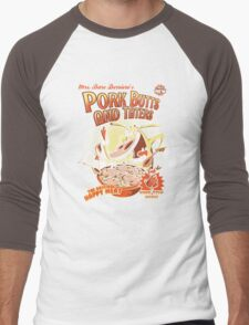 Pork butts and taters Men's Baseball ¾ T-Shirt