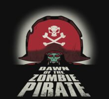 Dawn of the Zombie Pirate Kids Clothes