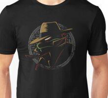 Undercover Ninja Raph Unisex T-Shirt