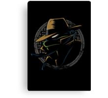 Undercover Ninja Leo Canvas Print