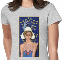 A.R.Objectivism Womens Fitted T-Shirt