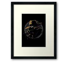 Undercover Ninja Donnie Framed Print