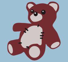 TEDDY BEAR TOY  by SofiaYoushi