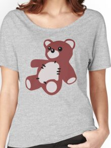 TEDDY BEAR TOY  Women's Relaxed Fit T-Shirt