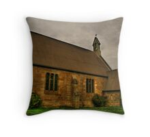 The Roman Catholic Church Throw Pillow