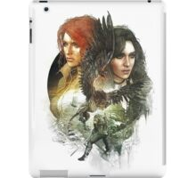 The Witcher 3 iPad Case/Skin