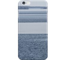 Blue Ribbons  iPhone Case/Skin