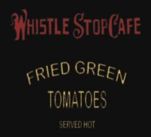 Whistle Stop Cafe by HogTownProject