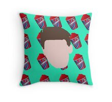 """Heathers The Musical """"Freeze Your Brain"""" Throw Pillow"""