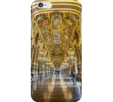 Opera House, Paris 5 iPhone Case/Skin