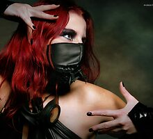 The Mask by Andreas Stridsberg