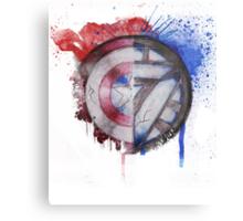 Civil War - Defeat Canvas Print
