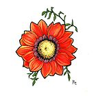 Flower From my Garden by ria gilham
