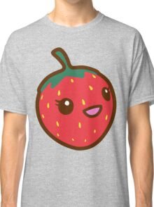 Kawaii Strawberry Classic T-Shirt