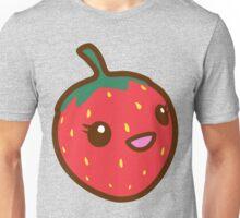 Kawaii Strawberry Unisex T-Shirt
