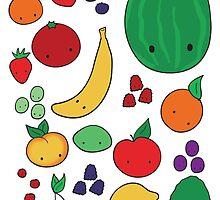 Frutas! by pinkishgluestik