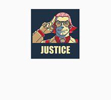 Bobby Fulbright - JUSTICE ! Unisex T-Shirt