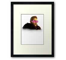Ferelden Macklemore (Sans Text) Framed Print