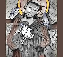 Saint Francis of Assisi Day by CatholiCARDS
