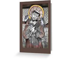 Saint Francis of Assisi Day Greeting Card