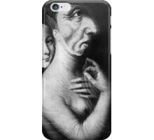 Ghostly Renaissance. iPhone Case/Skin