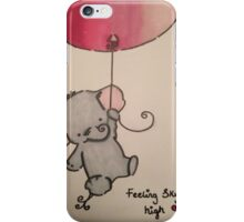 Elephant and The Rabbit iPhone Case/Skin
