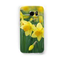 Daffodils. Samsung Galaxy Case/Skin