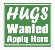 Hugs Wanted Kids Clothes