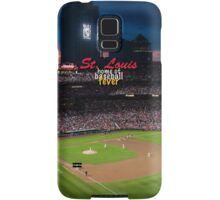St. Louis Home of Baseball Fever Samsung Galaxy Case/Skin