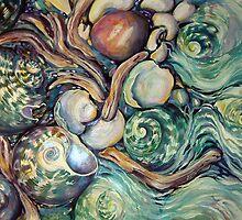 Driftwood by Deborah Conroy