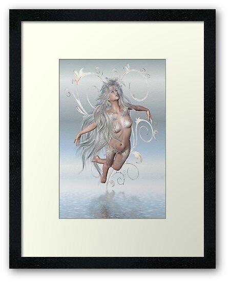 Lady of Dreams by LoneAngel