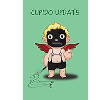 Cupido Update Photographic Print