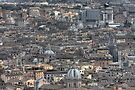 Rooftops Over Rome by Paul Thompson Photography