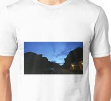 Monument Valley and Clouds4 Unisex T-Shirt