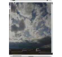 Monument Valley and Clouds5 iPad Case/Skin