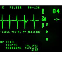 The 1975 Medicine ECG by froggart