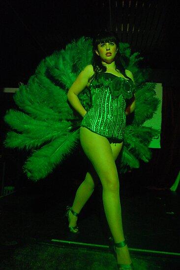 Sarah Lea Cheesecake is the Green Fairy! by TimChuma