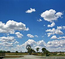 East Shepparton by Fran E.