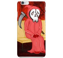 Waitin' for the Bus iPhone Case/Skin