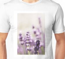 Vintage English Lavender Unisex T-Shirt