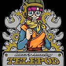 Lucca's Amazing Telepod by beanzomatic