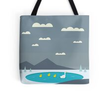 Follow the Ducks Tote Bag