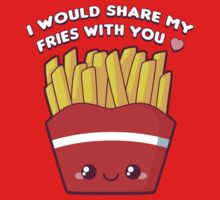 Share My Fries! Kids Clothes