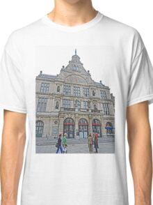 Groot Huis, formerly Royal Dutch Theatre, Ghent Classic T-Shirt